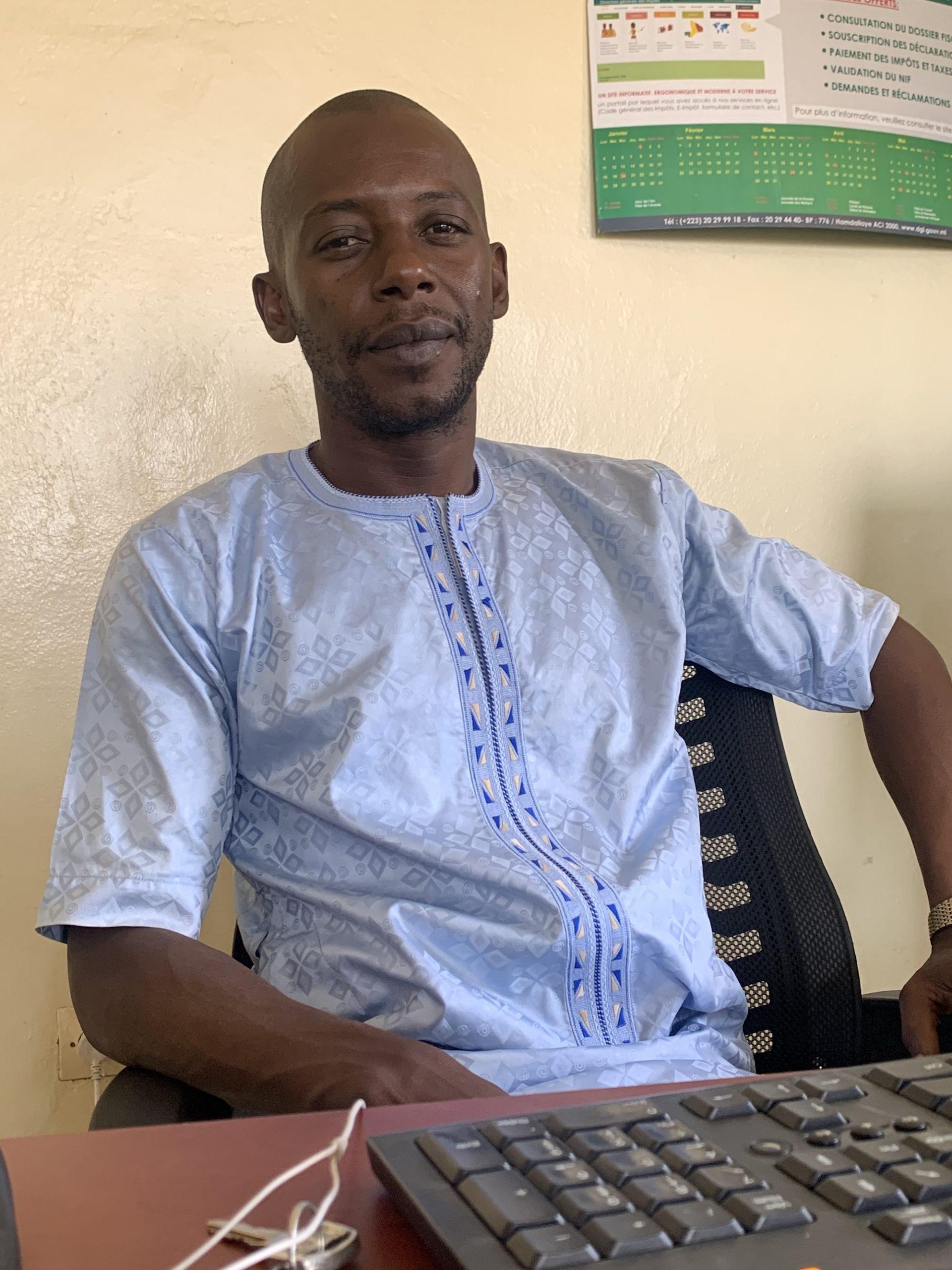M. Mamadou Tiessama COULIBALY